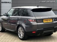 used Land Rover Range Rover Sport 3.0 SDV6 [306] HSE Dynamic 5dr Auto Estate 2016