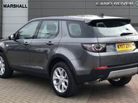 used Land Rover Discovery Sport 2.0 TD4 180 HSE 5dr Auto Station Wagon 2017