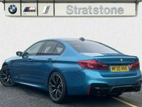 used BMW M5 M5 SeriesCompetition Saloon 4.4 4dr