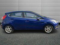 used Ford Fiesta 1.0 T EcoBoost Zetec Hatchback 5dr Petrol Manual (s/s) (99 g/km, 99 bhp)