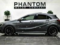 used Mercedes A180 A Class 1.5AMG Line (Premium Plus) (s/s) 5dr