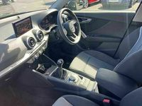 used Audi Q2 Sport 35 TFSI 150 PS 6-speed