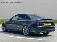 used Audi A4 SALOON SPECIAL EDITIONS
