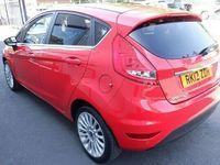 used Ford Fiesta 1.4 Titanium 5dr
