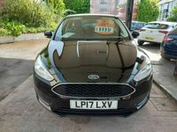 used Ford Focus 1.5 TDCi ECOnetic Style (s/s) 5dr