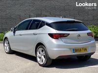 used Vauxhall Astra HATCHBACK