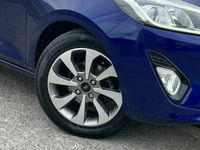 used Ford Fiesta 1.1 Ti-VCT Zetec 5d