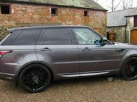 used Land Rover Range Rover Sport 3.0 SD V6 Autobiography Dynamic 4X4 (s/s) 5dr