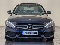 used Mercedes C350e C-Class 2.0Sport (211ps) (Premium Plus)(s/s) Saloon 4d 7G-Tronic