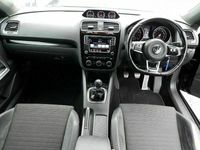 used VW Scirocco 1.4 TSI BlueMotion Tech GT 3dr