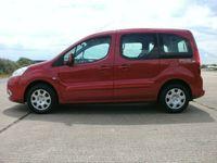 used Peugeot Partner 1.6HDi 92 Tepee S MPV 5d 1560cc
