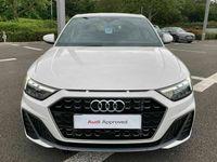 used Audi A1 Sportback S line 30 TFSI 116 PS 6-speed