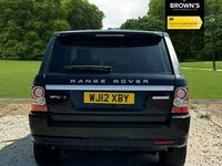 used Land Rover Range Rover Sport 3.0 SD V6 HSE (Luxury Pack) 4X4 5dr