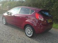 used Ford Fiesta 1.0 Titanium (125ps) EcoBoost (s/s) 5d
