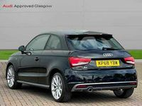 used Audi A1 S line Nav 1.0 TFSI 95 PS 5-speed