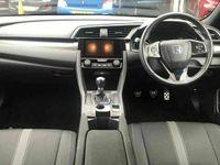 used Honda Civic 1.0 VTEC Turbo 126 SR 5dr