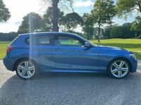 used BMW 120 1 Series 2.0 d M Sport Sports Hatch (s/s) 3dr
