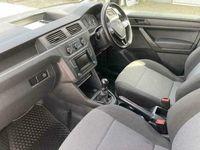 used VW Caddy 2.0 TDI BlueMotion Tech 102PS Highline Van