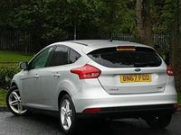 used Ford Focus 1.0 EcoBoost Zetec Edition 5dr