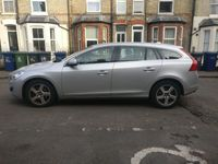 used Volvo V60 2.0 D3 SE Lux Geartronic 5dr