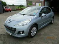 used Peugeot 207 1.4 Active 5dr