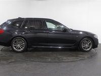 used BMW 520 5 SERIES 2.0 D M SPORT TOURING 5d 188 BHP