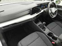 used VW Golf MK8 Hatchback 5-Dr 1.5 TSI (150ps) Life EVO