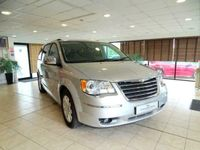 used Chrysler Voyager CRD GRAND LIMITED