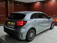 used Mercedes A180 A Class 1.8CDI AMG Sport 7G-DCT 5dr