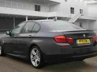 used BMW 525 5 Series 3.0 d M Sport 4dr