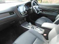 used Mitsubishi Outlander 2.4h TwinMotor 13.8kWh Dynamic CVT 4WD (s/s) 5dr