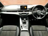 used Audi A4 2.0 TDI 190 S Line 4dr