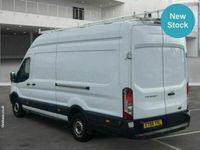used Ford Transit 2.2TDCi 350 L4H3 (125PS) Panel Van
