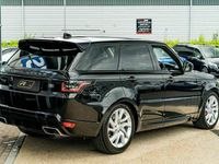 used Land Rover Range Rover Sport 3.0 P400 MHEV HSE Dynamic Auto 4WD (s/s) 5dr