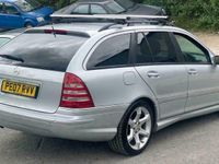 used Mercedes C220 C Class 2.1CDI Sport Edition 5dr