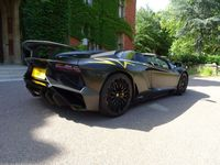 used Lamborghini Aventador 6.5 V12 LP 750-4 Superveloce Roadster 4WD 2dr