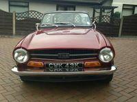 used Triumph TR6 ,