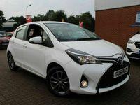 used Toyota Yaris 1.33 VVT-i Icon 5dr [Nav]