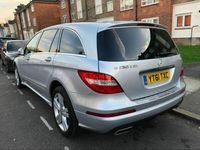 used Mercedes R350 R Class 3.0CDI L 7G-Tronic Plus 5dr (7 seats)