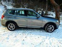 used BMW X3 2.0 20d xLine Auto xDrive 5dr
