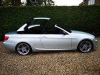 used BMW 320 Cabriolet