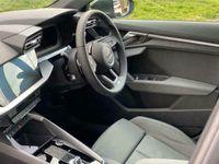 used Audi A3 Sportback 40 TFSI e S line 5dr S Tronic