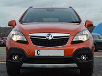 used Vauxhall Mokka 2016 Huddersfield 1.6 CDTi SE 5dr 4WD