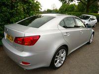 used Lexus IS220d 2.2TD Sport Saloon 4d 2231cc