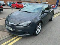 used Vauxhall Astra GTC 1.4 SRi (140ps)