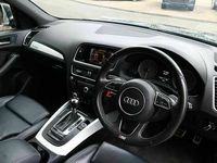 used Audi SQ5 3.0 TDI quattro 326 PS tiptronic