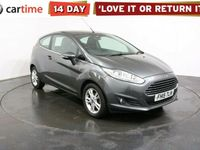 used Ford Fiesta 1.0 ZETEC 3d 99 BHP Your dream car can become a reality with cartime's fantastic finance deals.