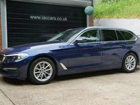 used BMW 520 5 Series 2.0 d SE Touring Auto xDrive (s/s) 5dr