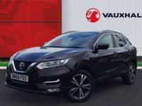 used Nissan Qashqai 1.5 DCI 115PS N-CONNECTA 5DR INC GLASS ROOF PACK suv diesel hatchback