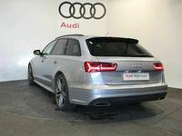 used Audi A6 Avant Black Edition 2.0 TDI ultra 190 PS S tronic
